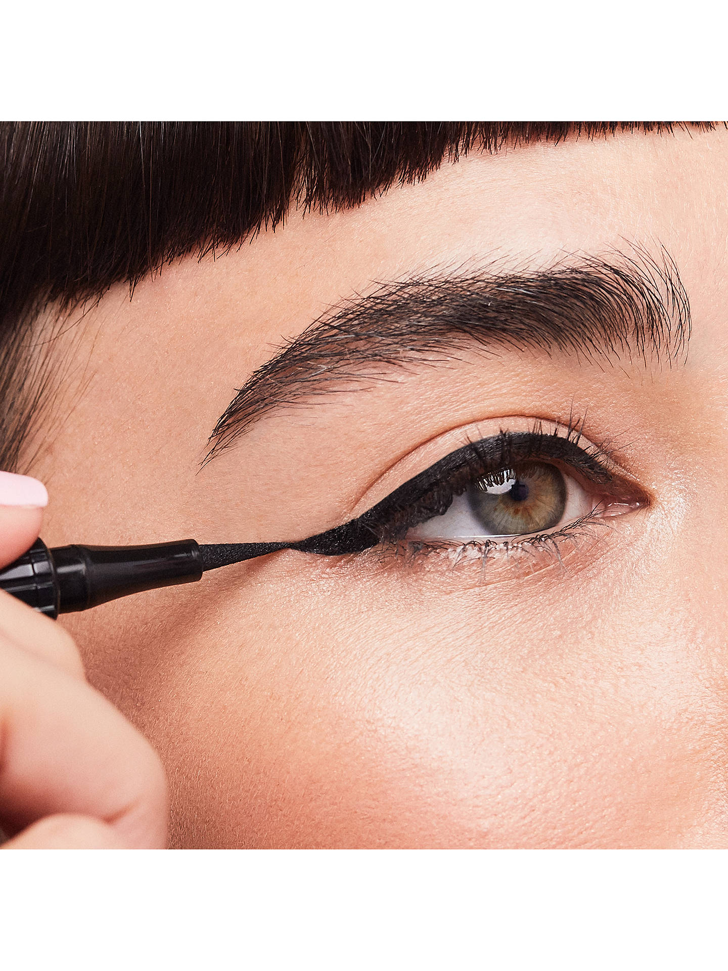 Buy Benefit Roller Liner Eyeliner - True Matte Liquid Eyeliner, Black Online at johnlewis.com