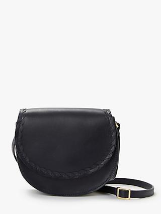 8e54e3ad7 Boden Lingfield Mini Leather Saddle Bag