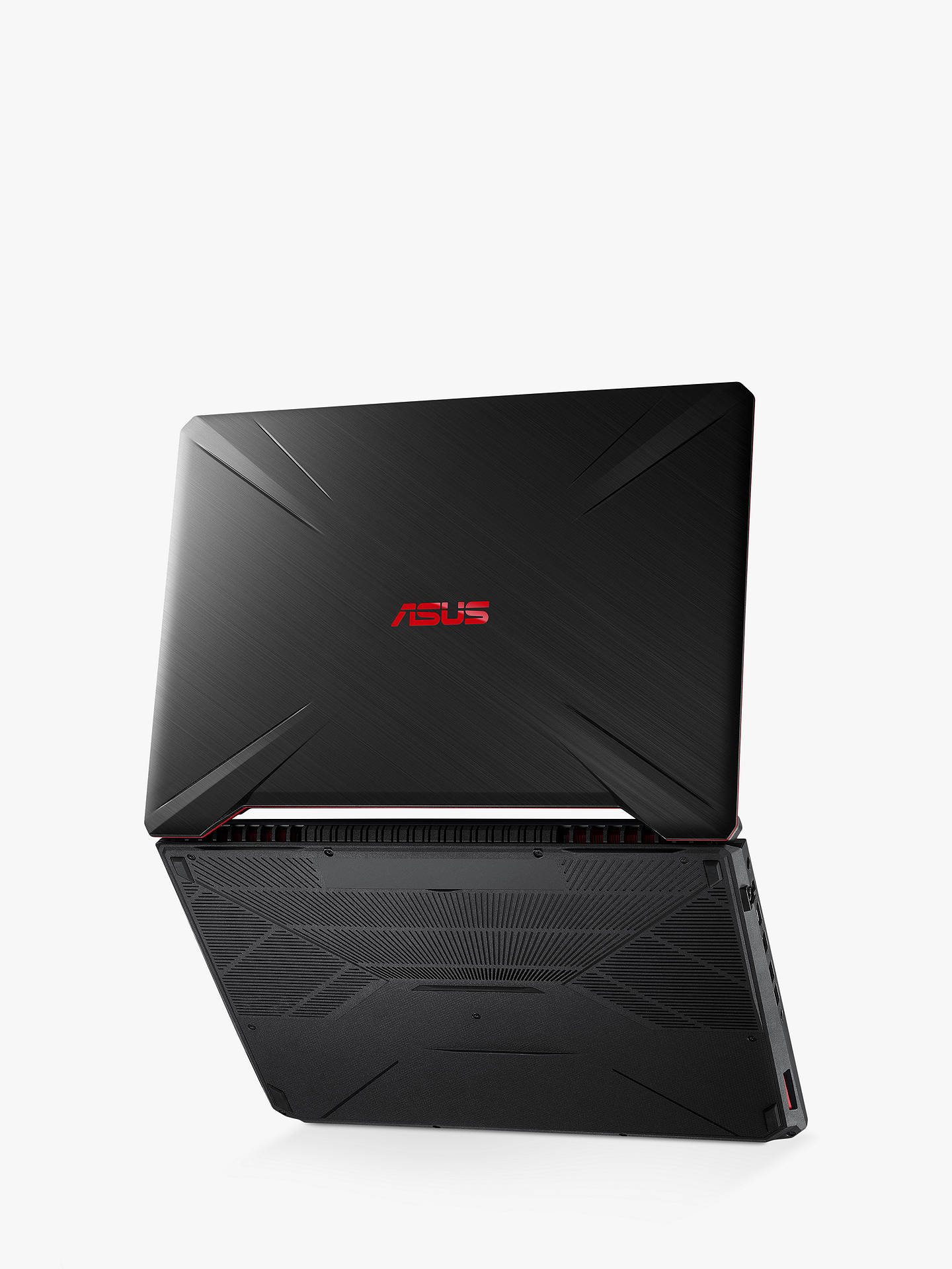 ASUS FX505 Laptop, AMD Ryzen R5 Processor, 8GB RAM, 1TB HDD + 256GB SSD,  Radeon RX 560, 15 6