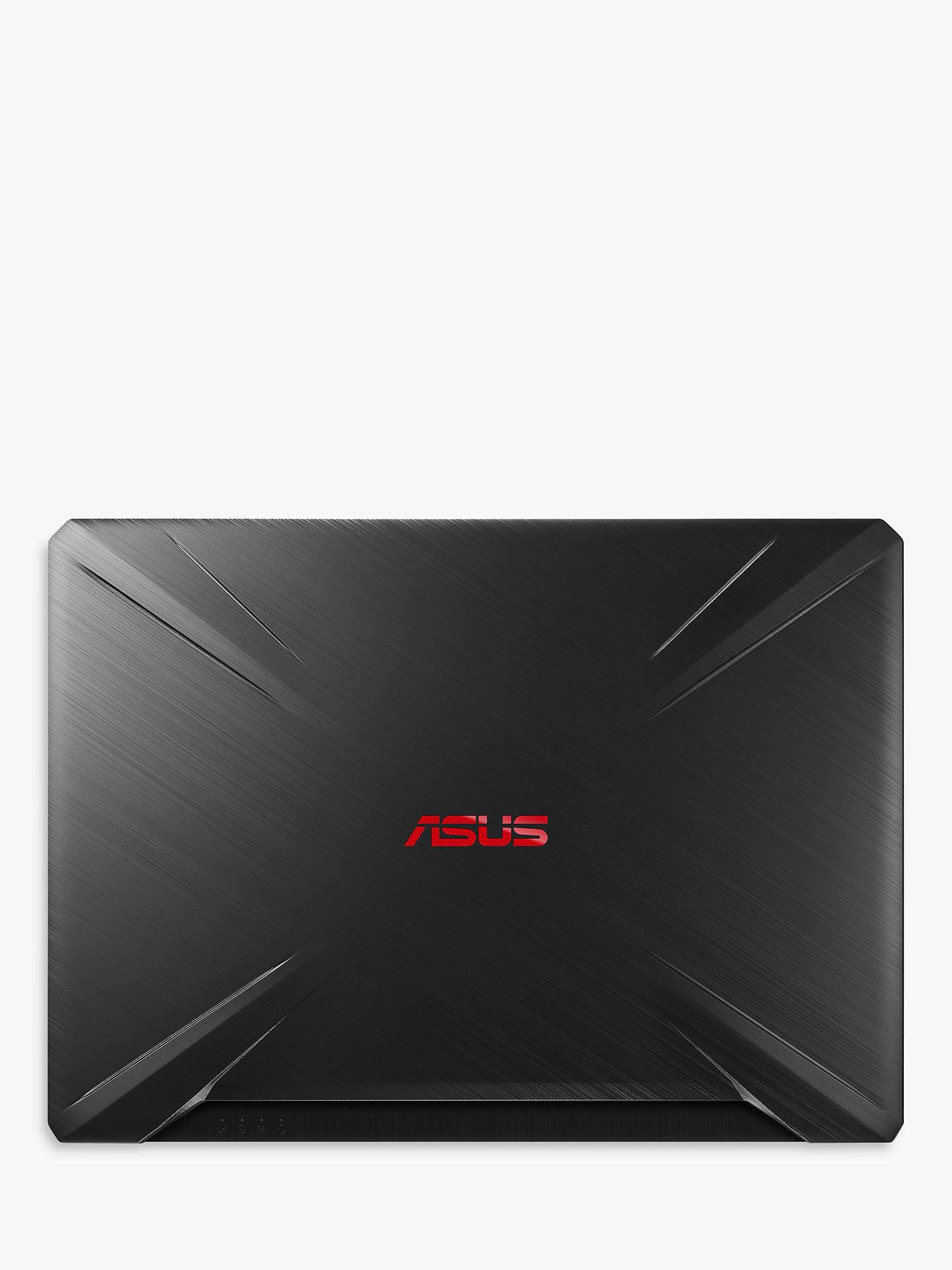 ASUS FX505 Laptop, AMD Ryzen R5 Processor, 8GB RAM, 1TB HDD + 256GB SSD,  Radeon RX 560, 15 6