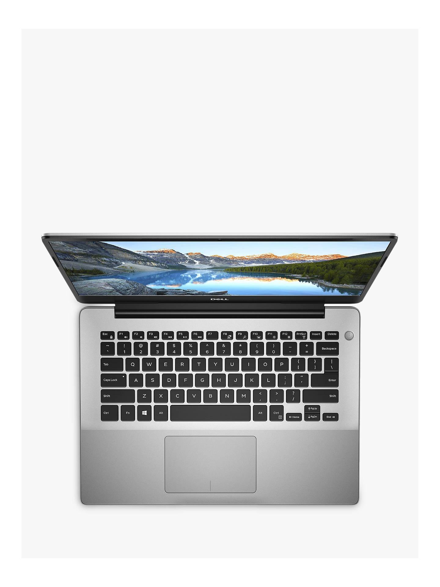 "Dell Inspiron 14 5480 laptop, Intel Core i5 Processor, 8GB RAM, 256GB SSD,  14"" Full HD, Silver"