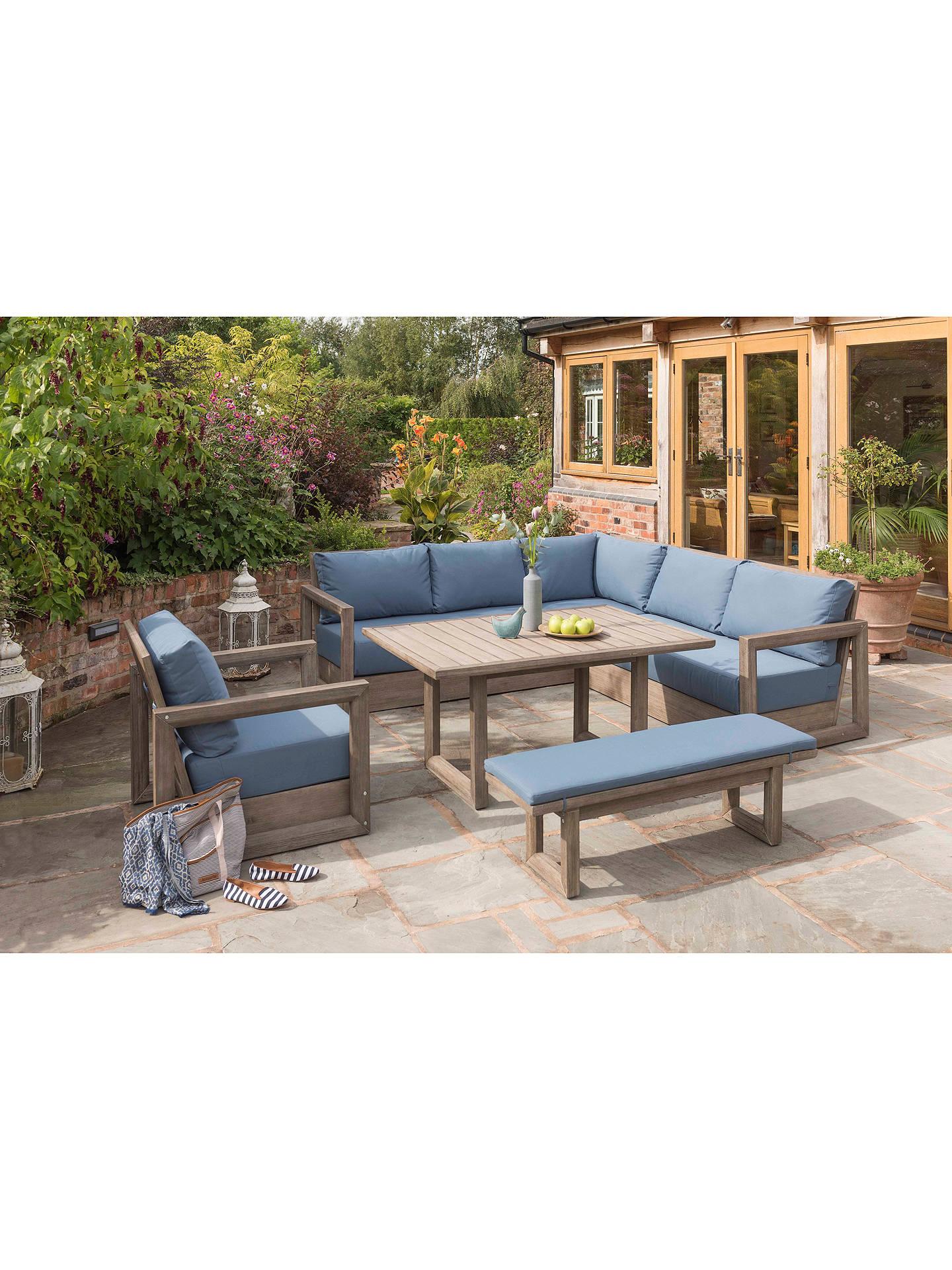 Kettler Ezra 6 Seat Garden Table And Chairs Corner