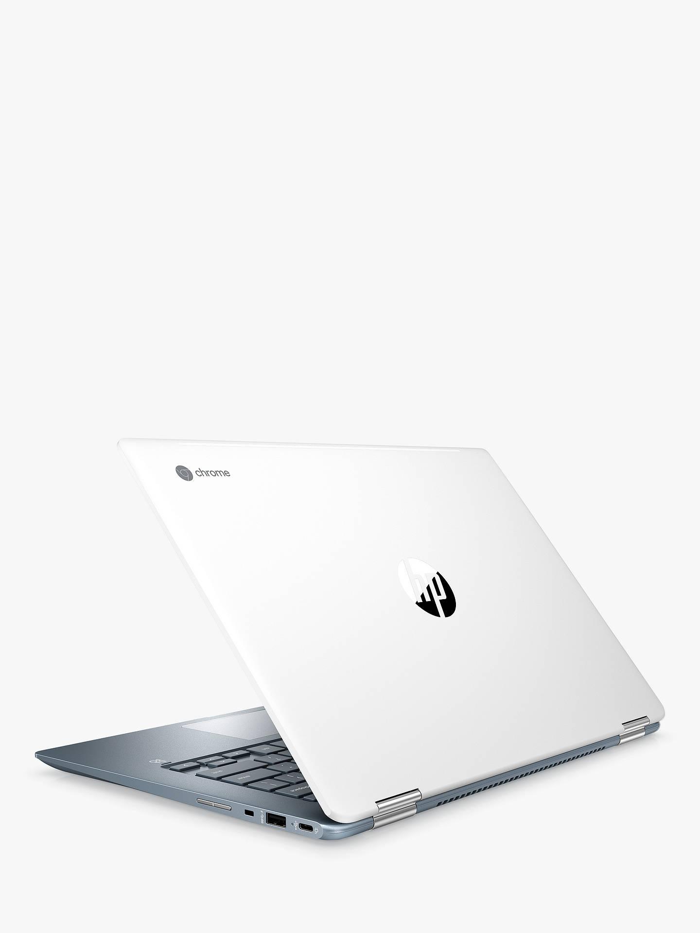 HP x360 Chromebook, Intel Core i3, 8GB RAM, 64GB eMMC, 14