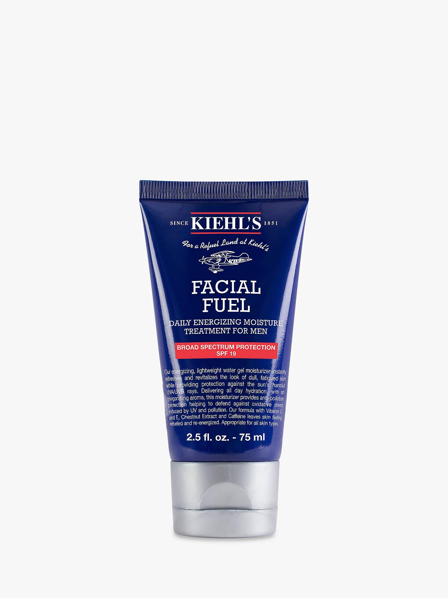 Kiehl's Facial Fuel Energizing Moisture Treatment For Men Spf 19 by Kiehl's