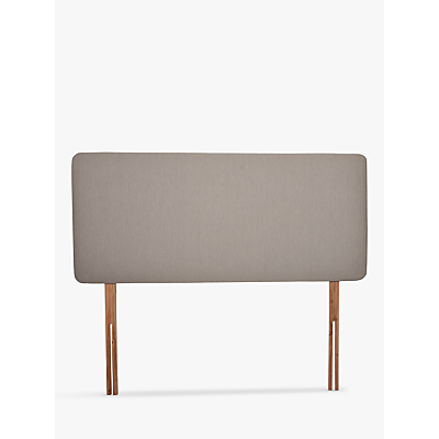 John Lewis & Partners Sonning Upholstered Headboard, Small Double