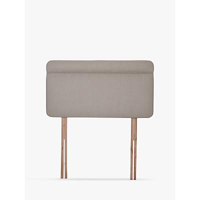 John Lewis & Partners Theale Upholstered Headboard, Single