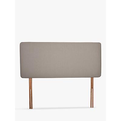 John Lewis & Partners Sonning Upholstered Headboard, Double