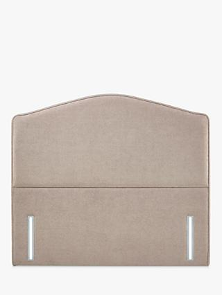 John Lewis & Partners Natural Collection Richmond Upholstered Headboard, King Size, Erin Mole