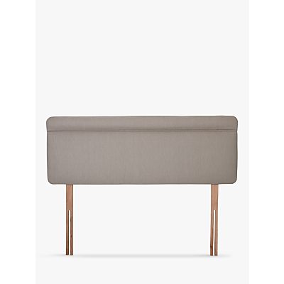 John Lewis & Partners Theale Upholstered Headboard, Small Double