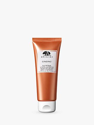 Origins GinZing™ Peel-Off Mask to Refine and Refresh, 75ml