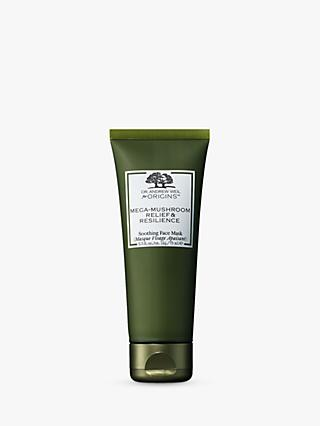 Dr Andrew Weil for Origins™ Mega-Mushroom Relief & Resilience Soothing Face Mask, 75ml