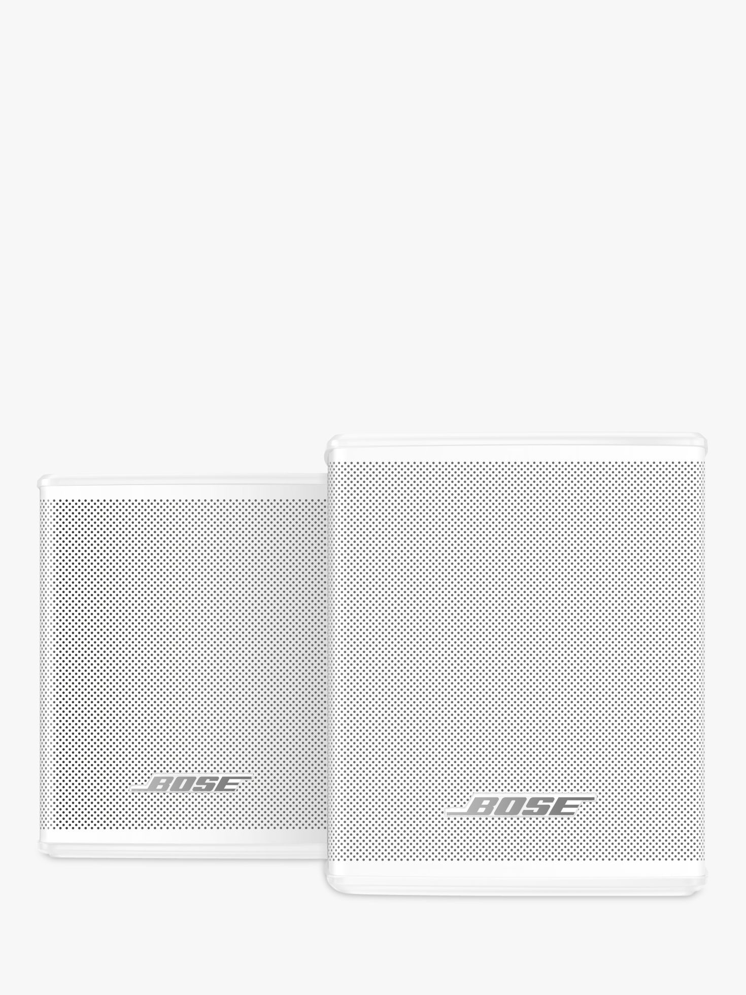Buy Bose® Surround Speakers, White Online at johnlewis.com