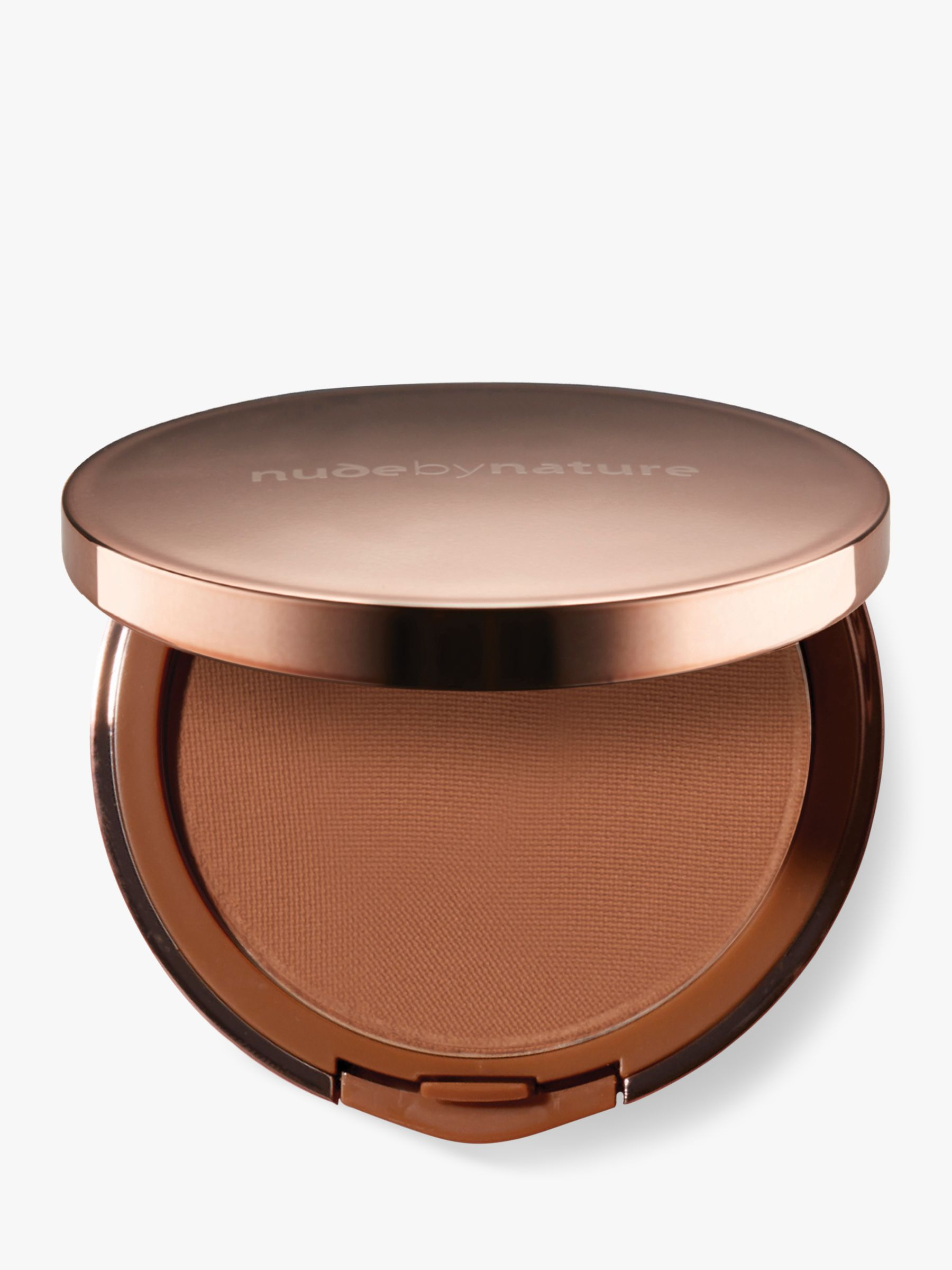 Nude by Nature Nude by Nature Matte Pressed Bronzer, Bronze