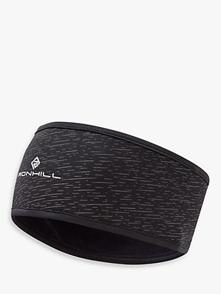 Ronhill Afterlight Headband, Black