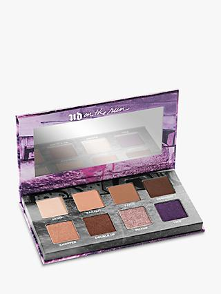 Urban Decay On The Run Mini Eyeshadow Palette, Bailout