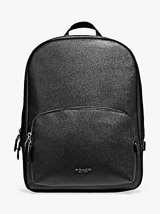 ea5f422a56 Coach Kennedy Leather Backpack