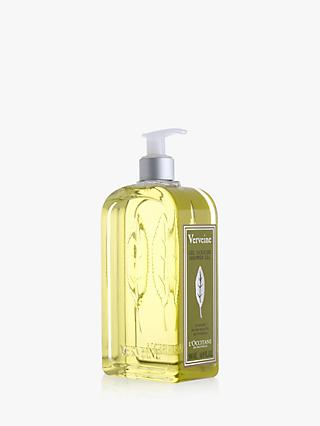 L'Occitane Verbena Shower Gel, Jumbo 500ml