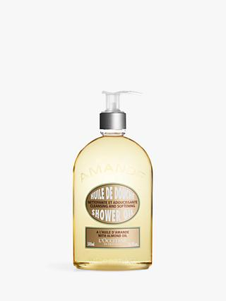 L'Occitane Almond Shower Oil, Jumbo 500ml