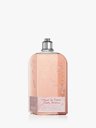 LOccitane Cherry Blossom Bath Shower Gel Jumbo 500ml