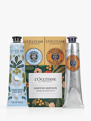 L'Occitane Shea Butter Hand & Foot Duo, Limited Edition
