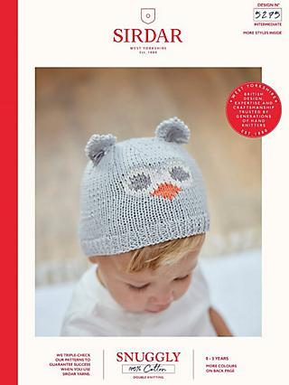 Knitting & Crochet Patterns | John Lewis & Partners