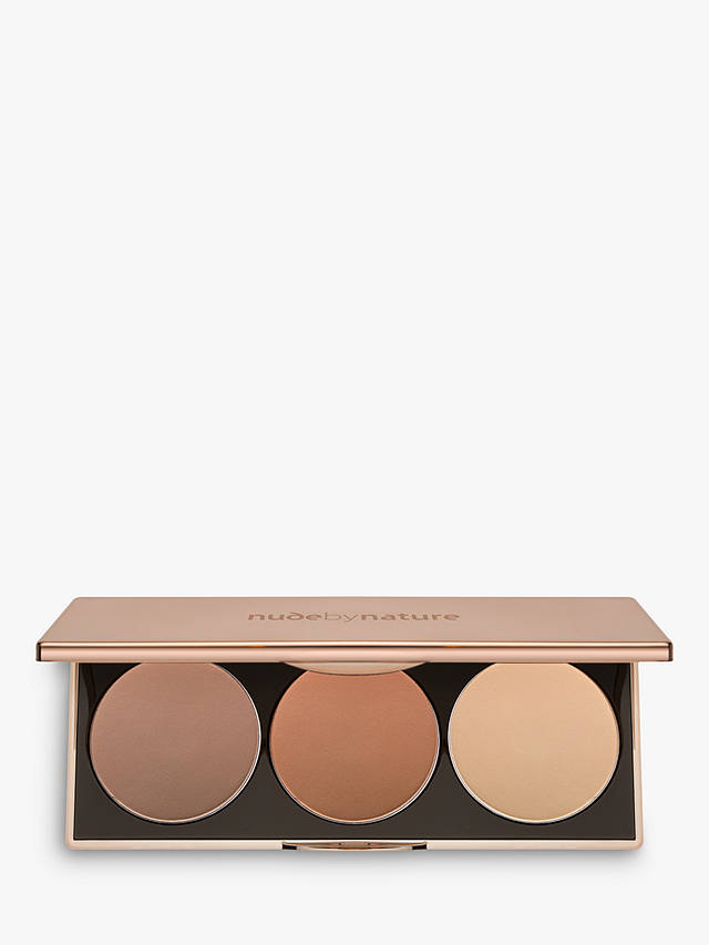 Nude By Nature Contour Palette - The Lilly Mint Blog