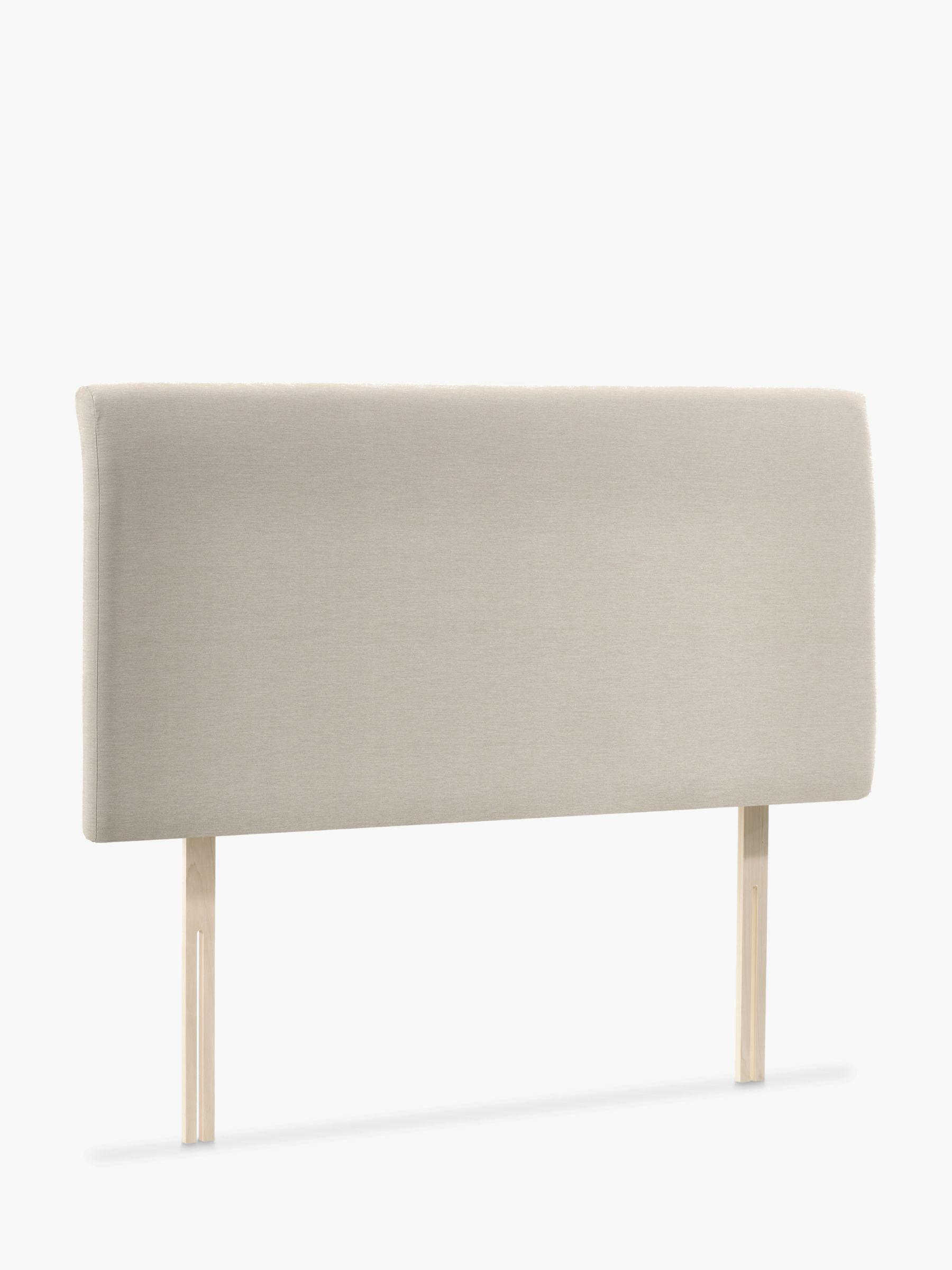 John Lewis & Partners Bedford Upholstered Headboard, Double, FSC Certified (Softwood)