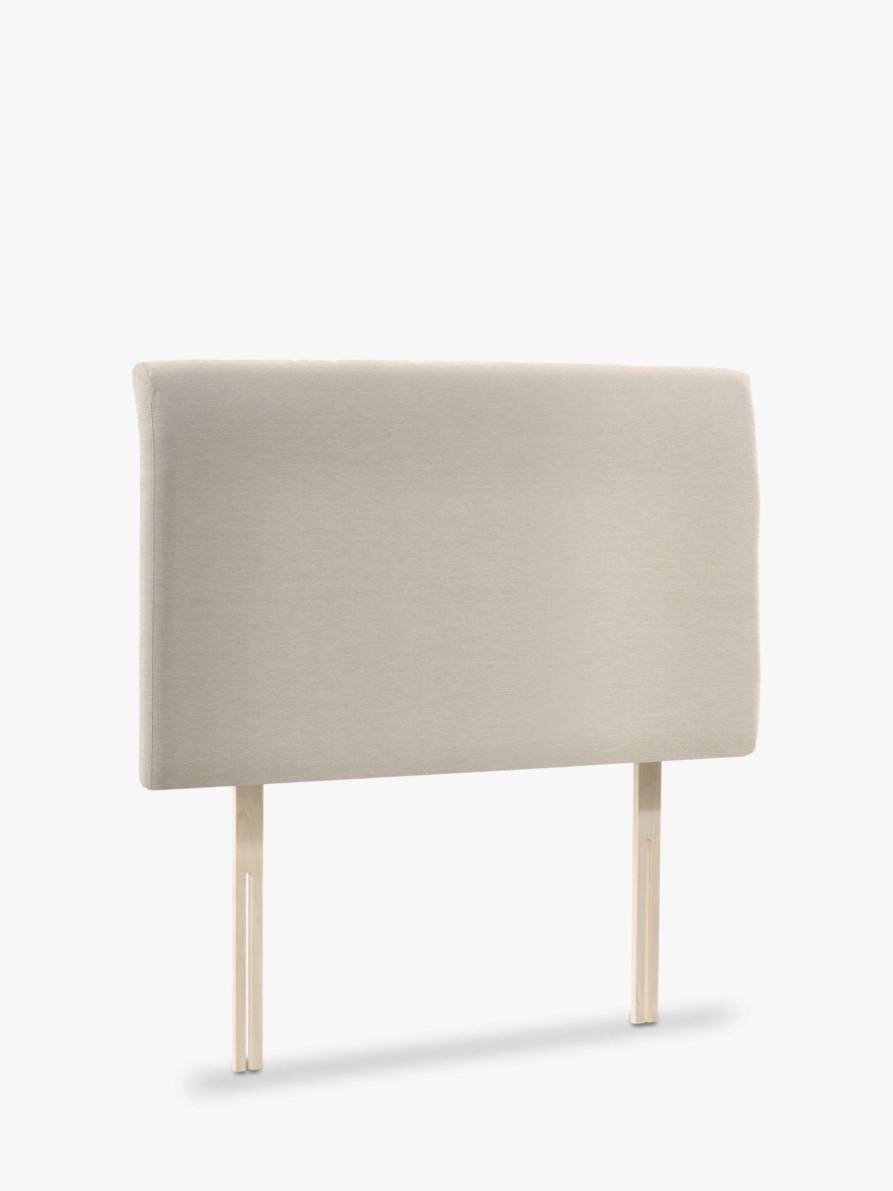 John Lewis & Partners Bedford Upholstered Headboard, Single, FSC Certified (Softwood)