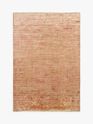 Luke Irwin Sari Silk Rug, Rose