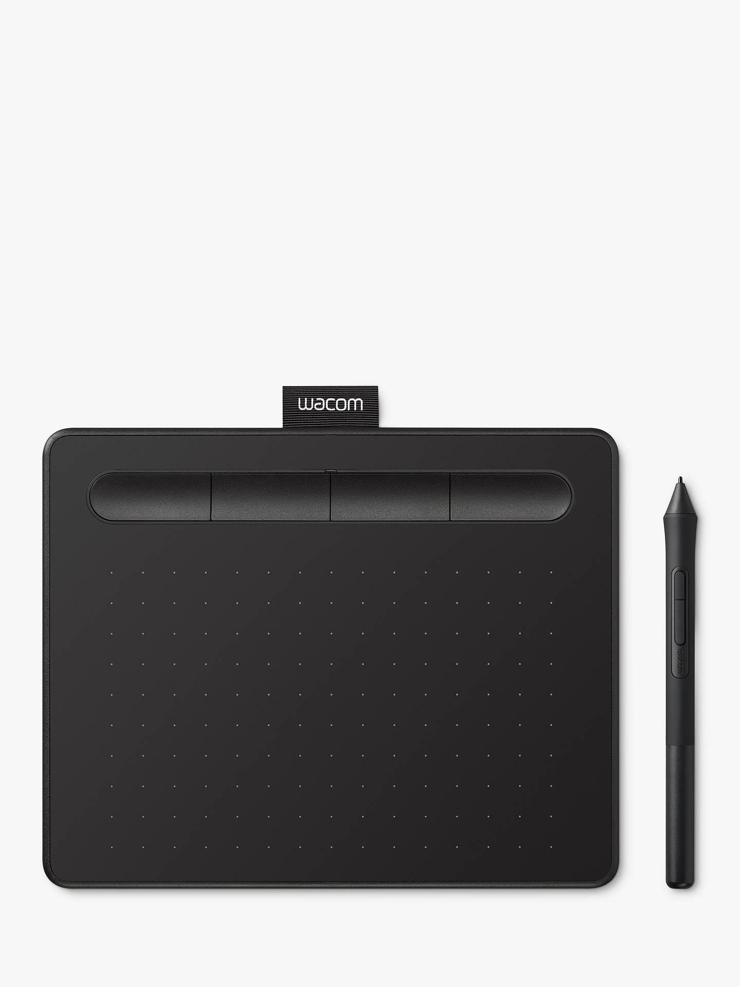Wacom Intuos Pro Medium Tablet, Small
