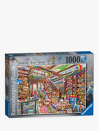 Ravensburger Fantasy Toy Shop Jigsaw Puzzle, 1000 Pieces