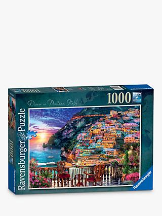 Ravensburger Dinner in Positano Jigsaw Puzzle, 1000 Pieces