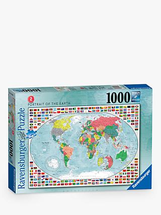 Ravensburger Portrait of Earth Jigsaw Puzzle, 1000 Pieces