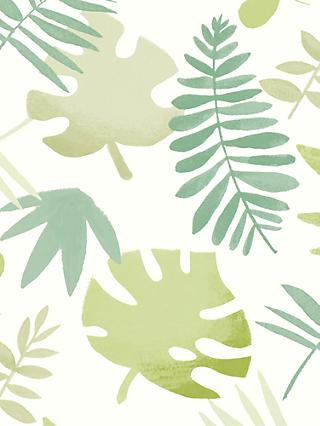 Villa Nova Jungle Jumble Wallpaper, W585/01