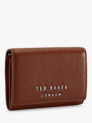 545227e471bd3 Ted Baker Odelle Mini Leather Foldover Purse