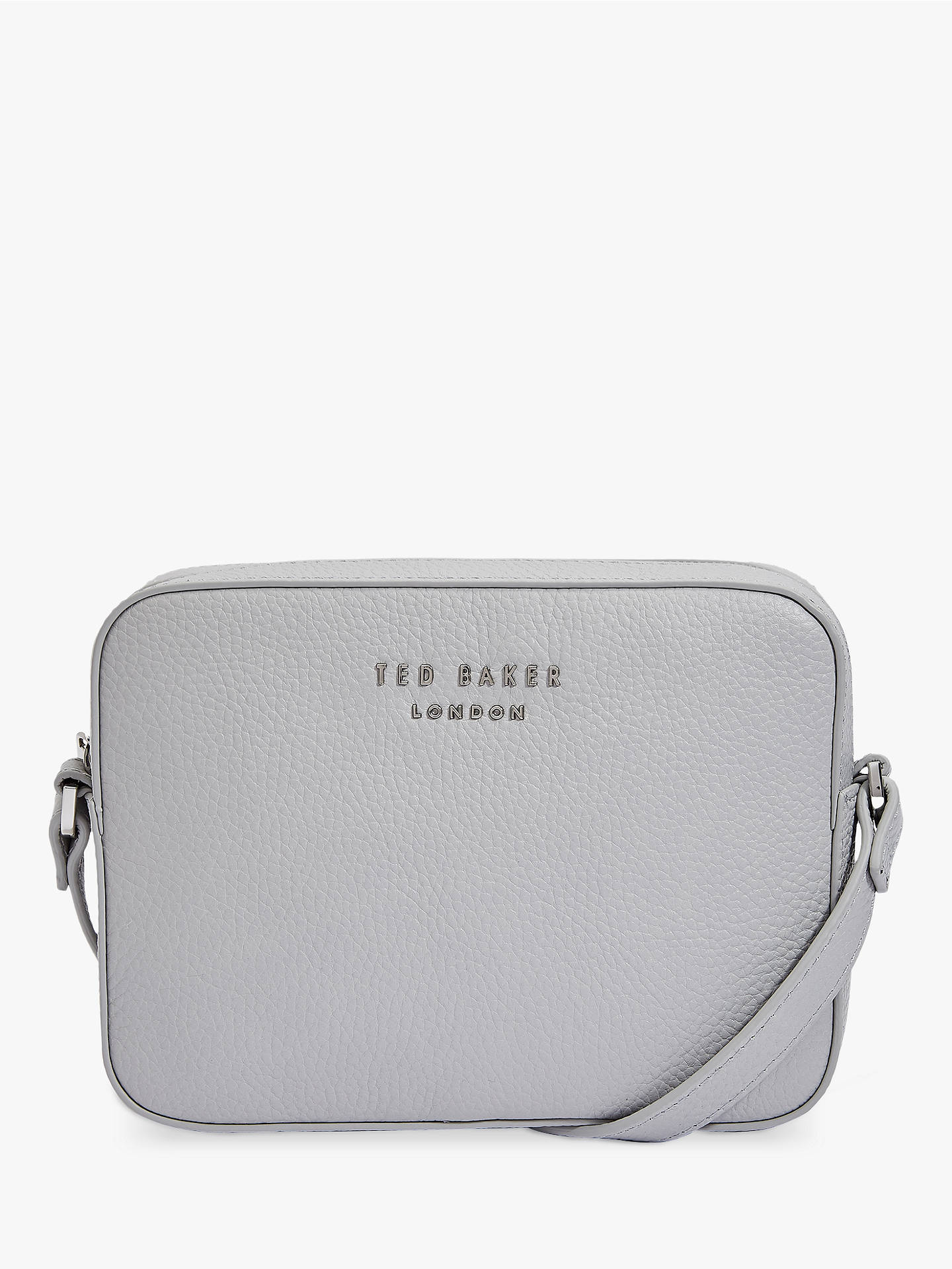 1add65da7 Ted Baker Debbi Leather Camera Bag at John Lewis   Partners