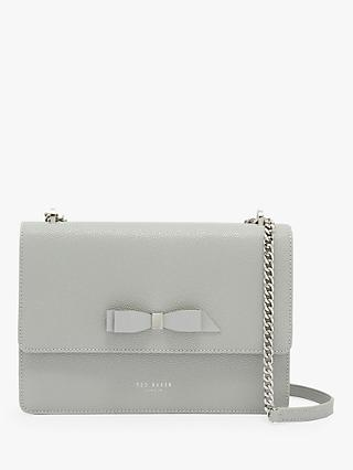 Ted Baker Joanaa Bow Leather Cross Body Bag