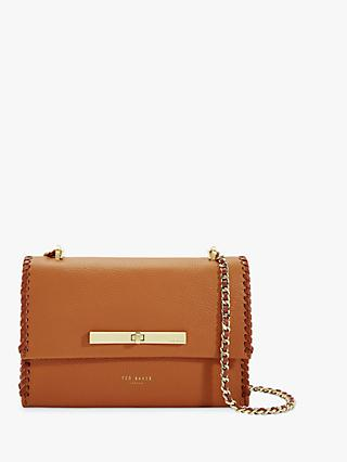 Ted Baker Cassiia Leather Cross Body Bag