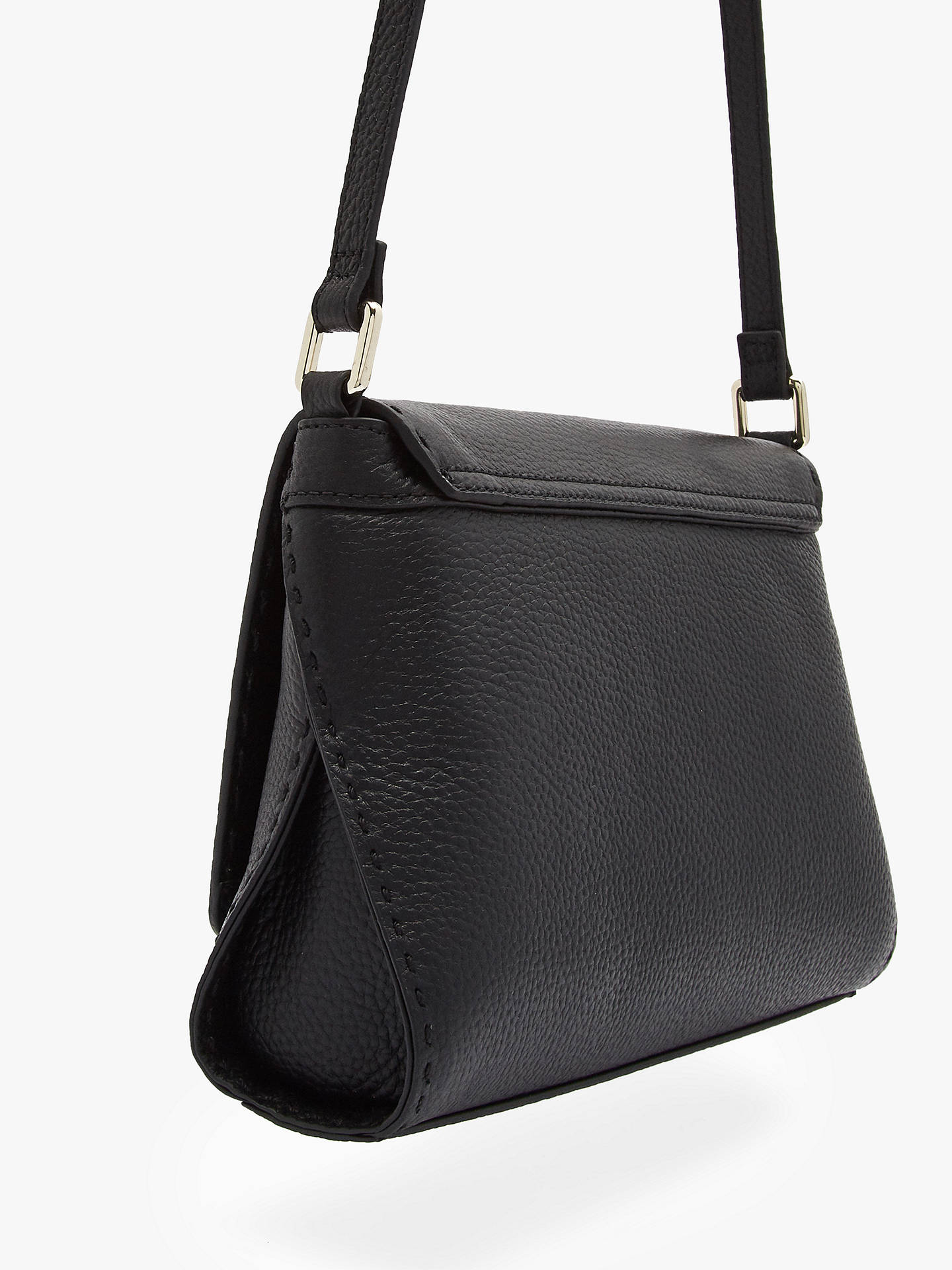 7570df828455 Ted Baker Arista Small Leather Tote Bag at John Lewis   Partners