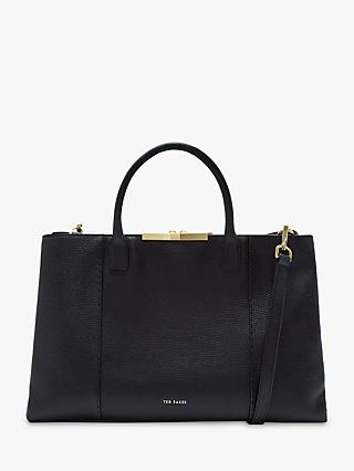 Ted Baker Callia Large Tote Bag, Black