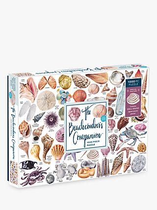 Galison Beachcombers Jigsaw Puzzle, 1000 Pieces