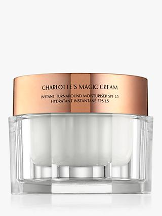 Charlotte Tilbury Charlotte's Magic Cream Treat & Transform Moisturiser SPF15