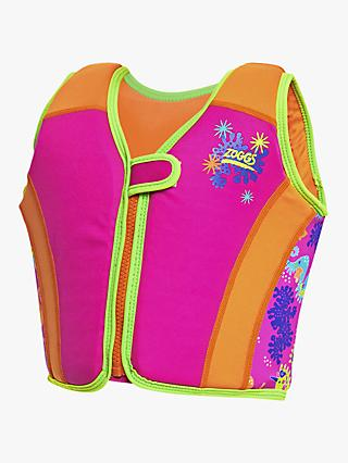 Zoggs Sea Unicorn Swimsure Jacket, Pink