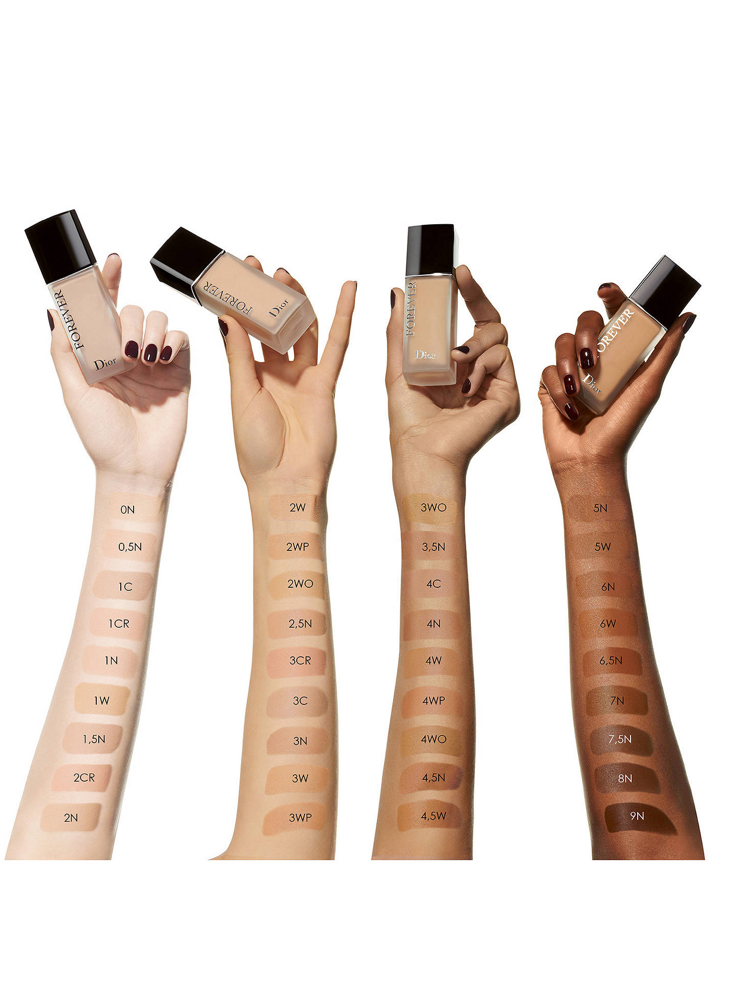 dbe0aa0d51 Dior Forever Foundation Matte, 0N Neutral