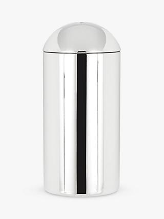 Tom Dixon Brew Coffee Caddy, Stainless Steel