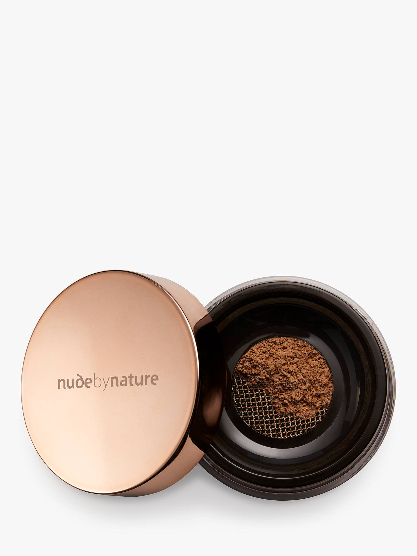 nude by nature Natural Mineral Cover - Medium 15g | Buy