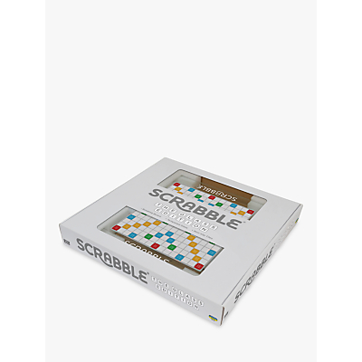 Scrabble:The Glass Edition