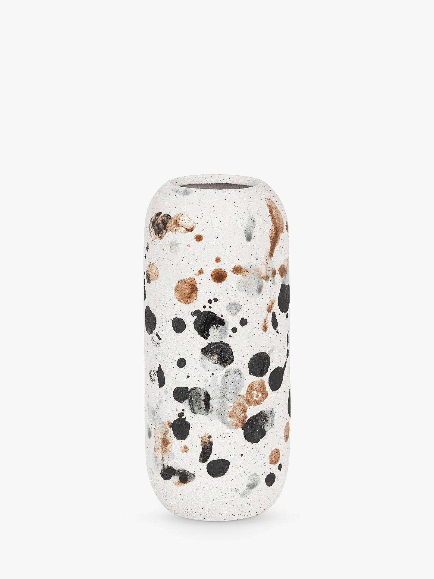 broste copenhagen splashy vase small at john lewis partners. Black Bedroom Furniture Sets. Home Design Ideas