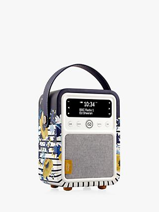 VQ Monty FM/DAB/DAB+ Bluetooth Digital Radio, Joules Patterns