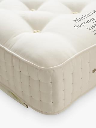 Vispring Maristow Supreme 1700 Pocket Spring Zip Link Mattress, Medium Tension, Super King Size